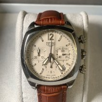 Heuer Steel 38mm Automatic CR2111.FC6161 pre-owned Singapore, singapore