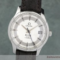 Omega De Ville Hour Vision Çelik 41mm Gümüş