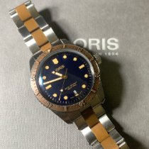Oris Steel 40mm Automatic 01 733 7707 4355-07 8 20 17 pre-owned Singapore, singapore