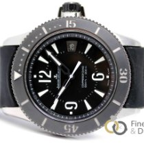 Jaeger-LeCoultre Master Compressor Diving Automatic Navy SEALs Acero 42mm Negro Arábigos España, Madrid