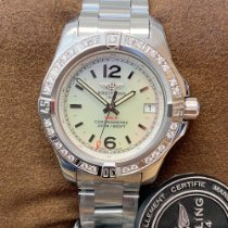 Breitling Colt Lady Steel Mother of pearl
