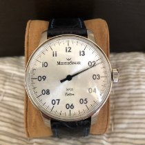 Meistersinger N° 03 Aluminum United Kingdom, London