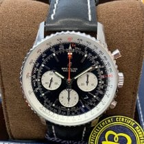 Breitling Navitimer 1 B01 Chronograph 43 Steel 43mm Black No numerals United Kingdom, Wilmslow
