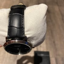 Montblanc Tradition Staal 40mm Zwart