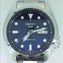 Seiko 5 Sports Сталь 40mm Синий Без цифр