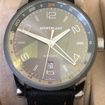 Montblanc Timewalker 7255 Very good Steel 42mm Automatic