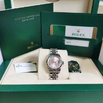 Rolex Lady-Datejust Acero y oro 26mm Rosa Romanos