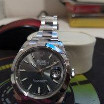 Rolex Datejust Steel Grey No numerals Malaysia, Kuala Lumpur