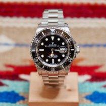 Rolex Sea-Dweller 126600 Ubrukt Stål 43mm Automatisk