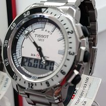 Tissot Sea-Touch Staal Zilver