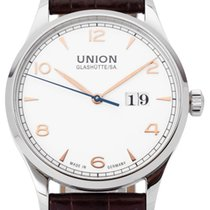 Union Glashütte Noramis Big Date Steel 40mm
