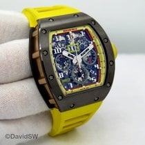 Richard Mille RM011 Titanium 2015 RM 011 50mm pre-owned