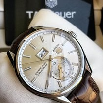 TAG Heuer Carrera Calibre 8 Steel 41mm Silver United States of America, Texas, Lubbock