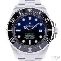 Rolex Sea-Dweller Deepsea neu 2020 Automatik Uhr mit Original-Box und Original-Papieren 126660