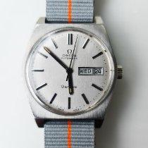 Omega Genève Steel 35mm Grey United Kingdom, Worcester