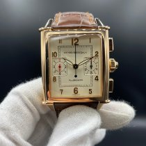 Girard Perregaux Vintage 1945 Or rose 55mm Blanc Arabes