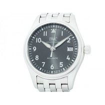 IWC Pilot's Watch Automatic 36 pre-owned 36mm Grey Silver