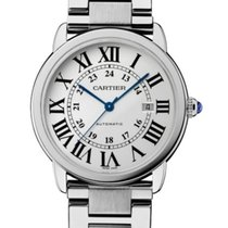 Cartier Ronde Solo de Cartier Steel 42mm White Roman numerals United States of America, Florida, Miami