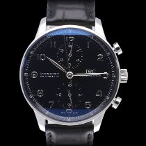 IWC Portuguese Chronograph IW371447 2016 pre-owned