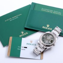 Rolex Datejust Steel 41mm Grey Roman numerals United States of America, California, Los Angeles