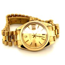 Rolex Lady-Datejust Yellow gold 26mm Champagne United States of America, California, Irvine