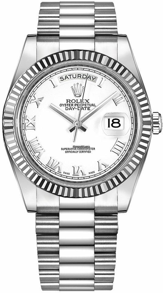 Rolex (ロレックス) デイデイト II 218239 新品