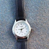 Tissot PR 50 Steel 27mm White Arabic numerals