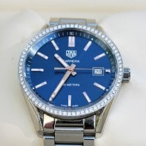 TAG Heuer Carrera Lady Acero 39mm Azul