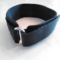 Hirsch Accesorios Reloj de caballero/Unisex usados Textil Negro