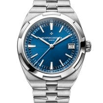 Vacheron Constantin Steel 41mm Automatic 4500V/110A-B128 new United States of America, New Jersey, Totowa