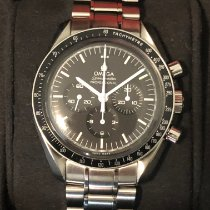 Omega Speedmaster Professional Moonwatch Steel 42mm Black No numerals United States of America, Michigan, Birmingham