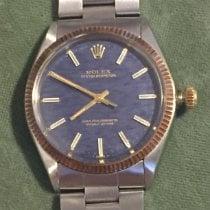 Rolex Oyster Perpetual 34 1005 1985 nouveau
