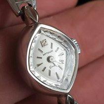 Wittnauer Damenuhr 14mm Handaufzug gebraucht Nur Uhr