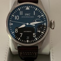 IWC Big Pilot Steel 46mm Black Arabic numerals United States of America, Pennsylvania, Narberth