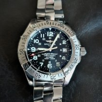 Breitling Steel 42mm Automatic A17360 pre-owned Thailand, Bangkok