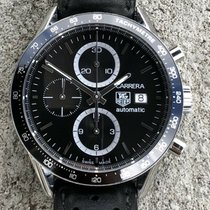 TAG Heuer Carrera Calibre 16 Steel 41mm Black No numerals Australia, Keysborough
