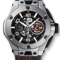 Hublot Big Bang Ferrari Titanium United States of America, Florida, North Miami Beach