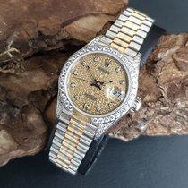 Rolex Lady-Datejust Oro blanco 26mm Oro