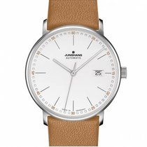 Junghans FORM A Steel 39.3mm Silver No numerals