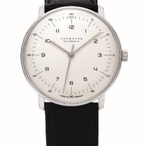 Junghans Steel 38mm Automatic 027/3500.04 new