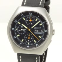 Tutima Military 798 1985 pre-owned