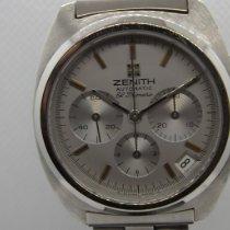 Zenith El Primero 01.0210.415 Sehr gut Stahl 36mm Automatik