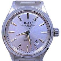 Ball usados Automático 40mm Plata Cristal de zafiro 10 ATM