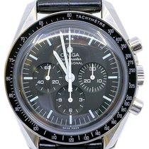 Omega Steel Manual winding Black 42mm Speedmaster Professional Moonwatch