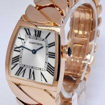 Cartier La Dona de Cartier Oro rosa 29.5mm Plata Romanos