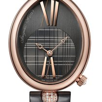 Breguet Reine de Naples Rose gold 35mm Grey United States of America, New Jersey, Englewood