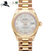 Rolex Lady-Datejust nuevo 2018 Automático Reloj con estuche y documentos originales 279178