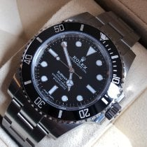 Rolex Submariner (No Date) 114060 2019 nuovo