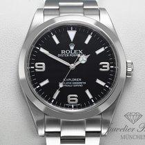 Rolex Explorer 214270 2010 подержанные