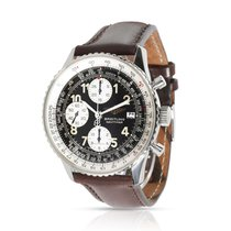 Breitling Old Navitimer Steel 41mm Black Arabic numerals